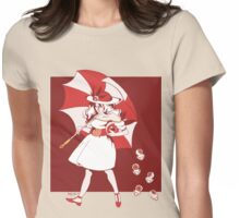 Camerata Cell Girl Womens Fitted T-Shirt