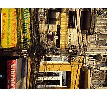 Ho chi Minh City Power Photographic Print