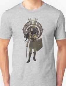 Scythian Nouveau Unisex T-Shirt