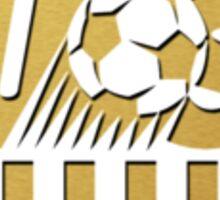 United States Soccer Sticker
