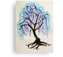 The Sleeping Willow Canvas Print