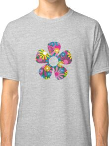 Funky Flower Classic T-Shirt