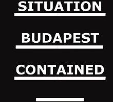 SAMARITAN of Interest BUDAPEST CONTAINED V2 by REDROCKETDINER