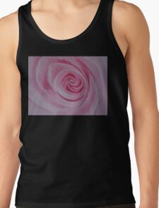 """Nature. Rose """"Pink DREAM"""" Fine ART. Oil painting.  Tank Top"""