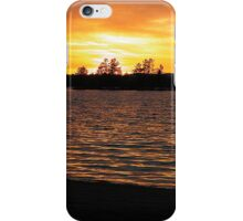 Maine Sunset iPhone Case/Skin