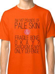 Teen Wolf - Sarcasm Classic T-Shirt