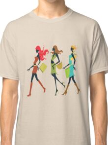 Ladies t-shirt Classic T-Shirt
