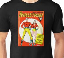 Bulletman and Bulletgirl Unisex T-Shirt