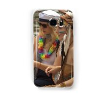 Indians and sailors Samsung Galaxy Case/Skin
