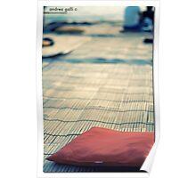 Beach - Marina di Pisa Poster