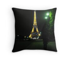 Beauty in the Dark Night Throw Pillow