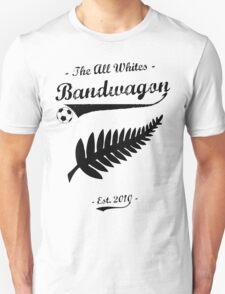 All Whites Bandwagon Tee Unisex T-Shirt