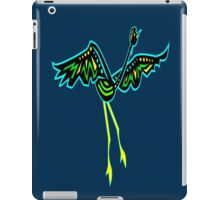 Crane #1 iPad Case/Skin