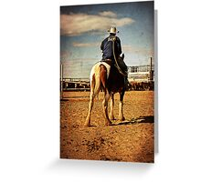 Ready? Greeting Card