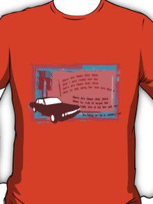 My classic car T-Shirt