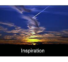 Inspiration Photographic Print