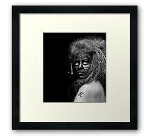 Night Hunt: Framed Print