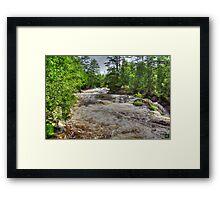 Doncaster River 3 Framed Print