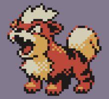 Pokemon - Growlithe Kids Tee