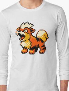 Pokemon - Growlithe Long Sleeve T-Shirt