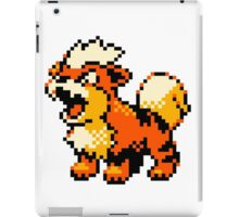 Pokemon - Growlithe iPad Case/Skin