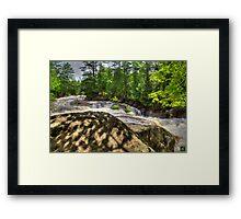 Doncaster River 4 Framed Print