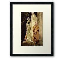 Preak khan color Framed Print