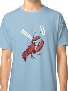 lobster Classic T-Shirt