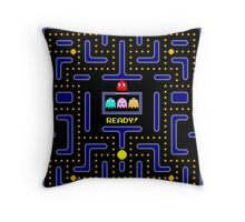Pac-Man Throw Pillow