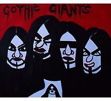 Gothic Giants Photographic Print