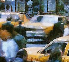 taxi jam by DARREL NEAVES