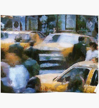 taxi jam Poster