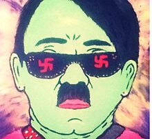 GAY HITLER by bananasocks16