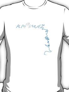 Cycling Alpe D'Huez T-Shirt