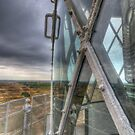 The Old Lighthouse Lantern by Nigel Bangert