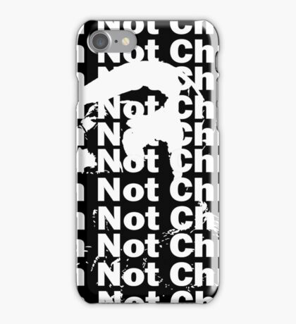 I'm Not Chris iPhone Case/Skin