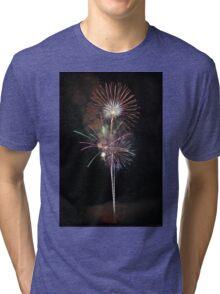 Shot Through Tri-blend T-Shirt