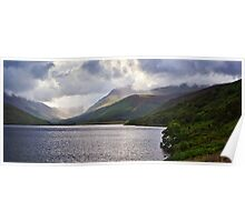 Ennerdale Water - English Lakes, Cumbria Poster