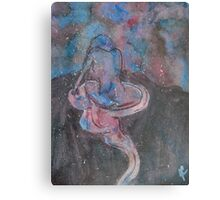 Made of Galaxies Canvas Print