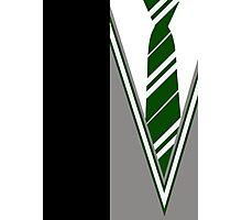 slytherin robes Photographic Print