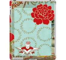 Once upon a time in a dream I had iPad Case/Skin