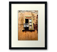 Salvador, Brasil 7551 Framed Print
