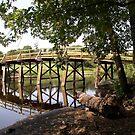 Old North Bridge by Monnie Ryan