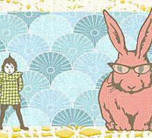 What rabbit? by fish9mi