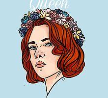 Queen by Kay Allan