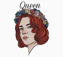 Queen Baby Tee