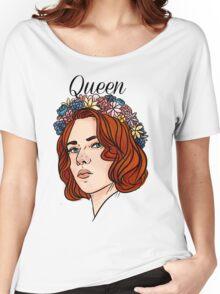 Queen Women's Relaxed Fit T-Shirt