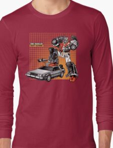 Marty McPrime (New Version) Long Sleeve T-Shirt