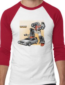 Marty McPrime (New Version) Men's Baseball ¾ T-Shirt