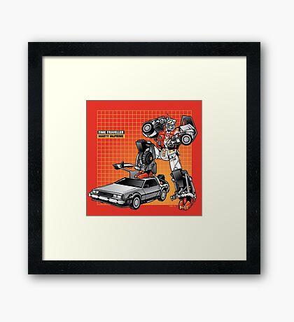 Marty McPrime (New Version) Framed Print